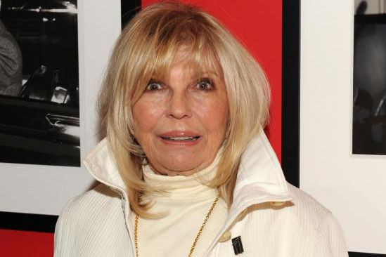 Nancy Sinatra, fille aînée du chanteur Frank Sinatra.... (PhotoCraig Barritt, Agence France-Presse)