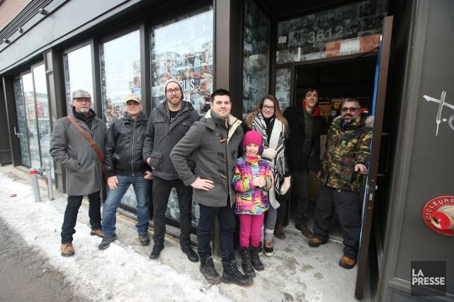 L'Avenue ouvrira un deuxième restaurant, à Saint-Henri, en... (PHOTO MARTIN CHAMBERLAND, LA PRESSE)