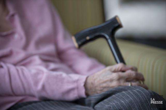 Près de 1500 femmes âgées de 64 à... (PHOTO IVANOH DEMERS, ARCHIVES LA PRESSE)
