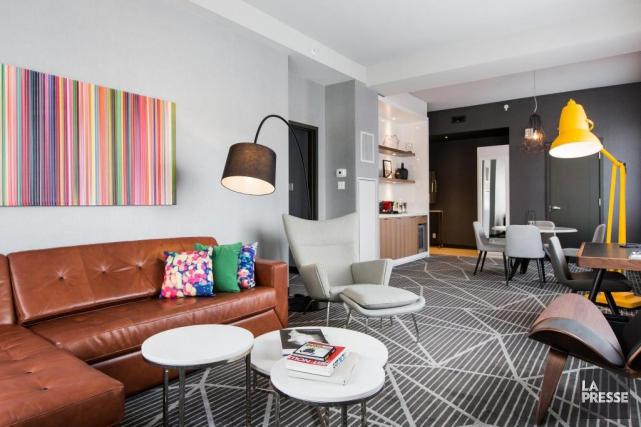 L'hôtel Renaissance compte 142 chambres.... (Photo Édouard Plante-Fréchette, La Presse)