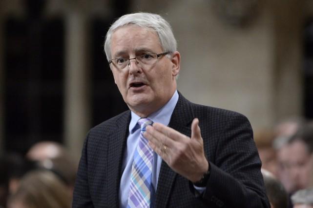 «J'ai clairement indiqué l'intention que j'avais de rendre... (Archives La Presse canadienne)