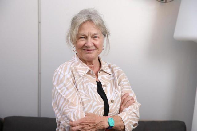 Micheline Lanctôt est la marraine duPrix collégial du... (PHOTO Martin Chamberland, Archives LA PRESSE)