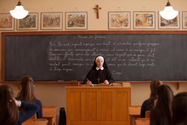 La passion d'Augustine, de Léa Pool... (Photo fournie par lesFilms Séville)