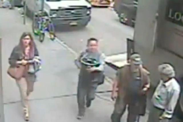 L'homme est accusé aux États-Unis de s'être emparé... (PHOTO ARCHIVES REUTERS/SERVICE DE POLICE DE NEW YORK)