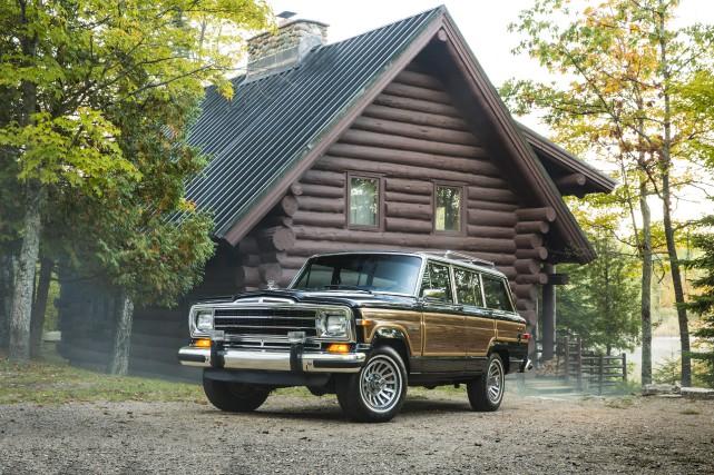 Jeep a mis fin la production de son... (Photo fournie par Jeep)