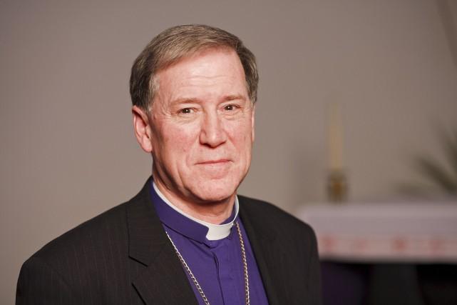 Le primat de l'Église anglicane du Canada, l'archevêque... (PHOTO Michael Hudson/Église Anglicane du Canada)