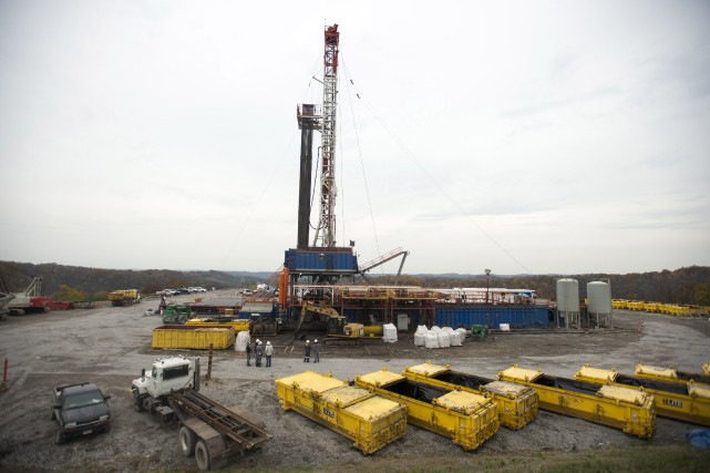 «L'administration Trump va embrasser la révolution des pétrole... (Photo Ty Wright, archives Bloomberg)