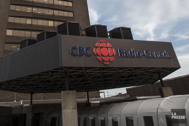 Radio-Canada et Télé-Québec font notamment partie de l'organisation... (Archives, La Presse)