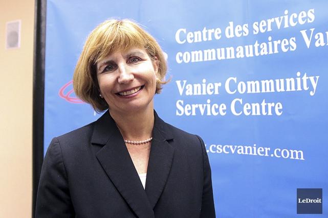 La députée d'Ottawa-Vanier, Nathalie Des Rosiers... (Etienne Ranger, Archives Le Droit)