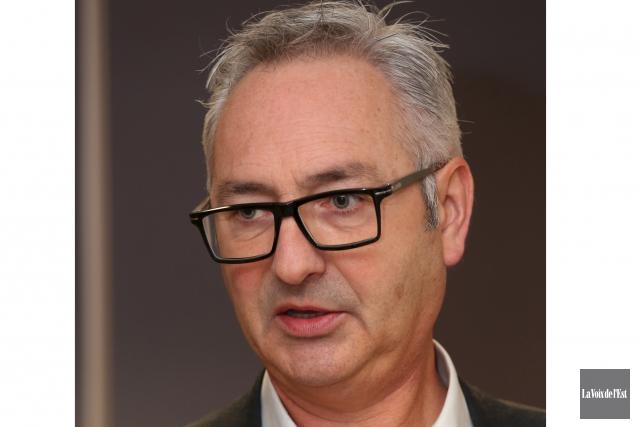 Carol Filion, directeur général adjoint aux programmes sociaux... (Christophe Boisseau-Dion, La Voix de l'Est)