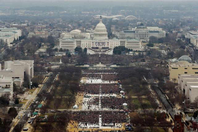 """Résultat de recherche d'images pour """"USA, Donald Trump, médias, investiture"""""""