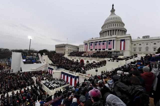 NBC a été le réseau généraliste ayant attiré... (AFP, Mark RALSTON)