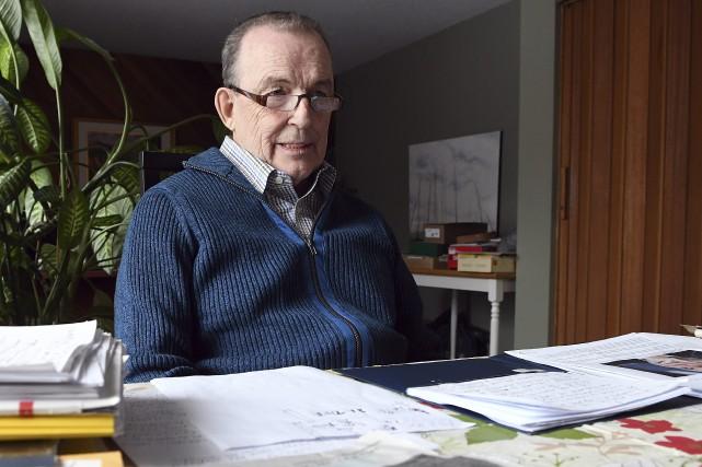 Le cardiologue à la retraite Yves Savard est... (Le Progrès-Dimanche, Rocket Lavoie)