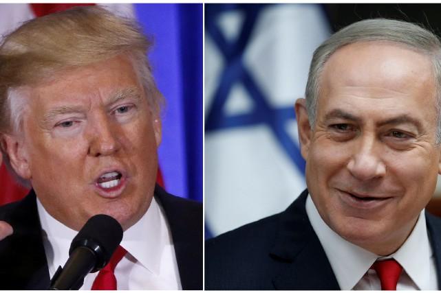 Le premier ministre israélien Benyamin Nétanyahou a accepté une invitation de... (Photo Reuters)
