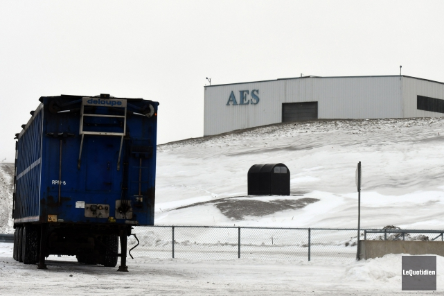 La fermeture du site d'enfouissement AES de Chicoutimi,... (Photo Le Quotidien, Rocket Lavoie)