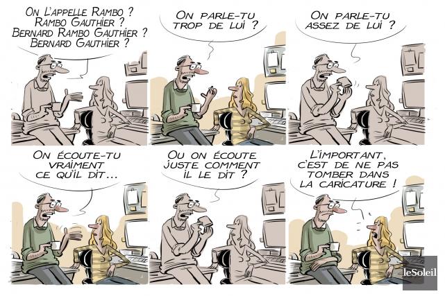 (André-Philippe Côté, Le Soleil)
