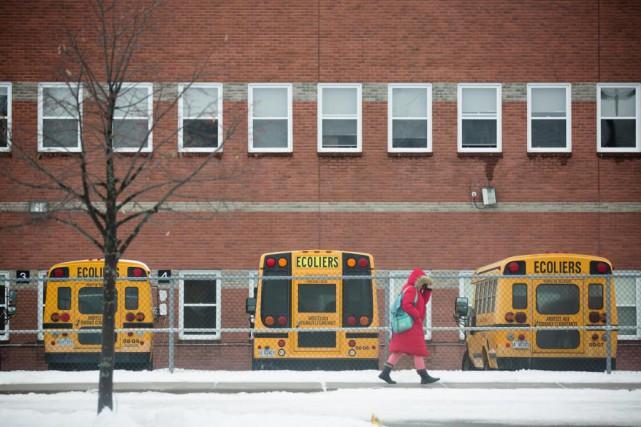 Le Collège Charlemagne, situé dans l'arrondissement de Pierrefonds-Roxboro,... (PHOTO NINON PEDNAULT, LA PRESSE)
