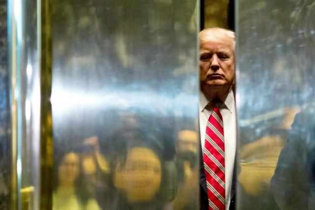 La victoire-surprise de Donald Trump a propulsé les... (Photo Dominick Reuter, Agence France-Presse)