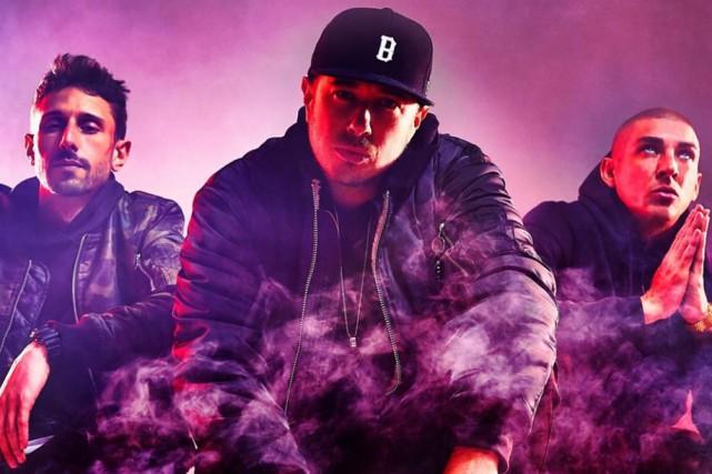 Legroupe australien de hip-hop Bliss n Eso... (PHOTO TIRÉE DE FACEBOOK)