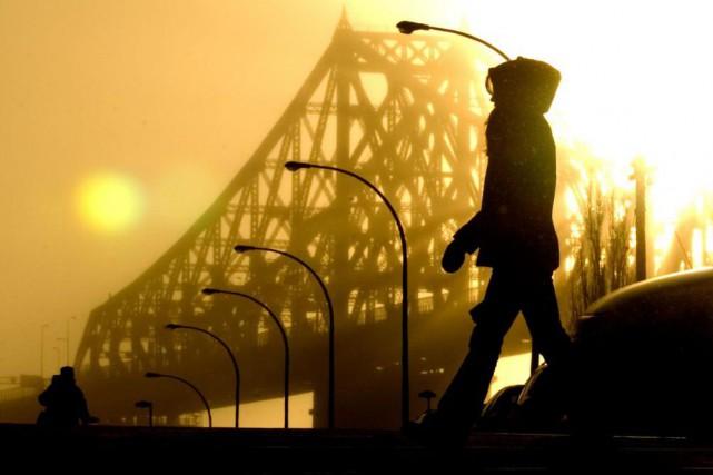La perspective de circuler à Montréal, en voiture... (Photo Alain Roberge, archives La Presse)
