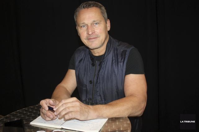 Alain Labonté se met à nu dans son... (La Tribune, Yanick Poisson)