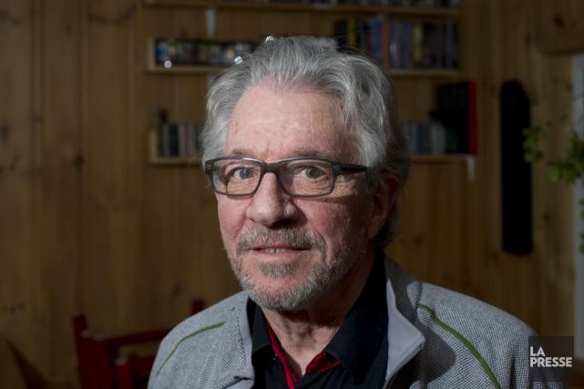 Denis McKinnon, ex-maire de Saint-Justin.... (Sylvain Mayer, Le Nouvelliste)