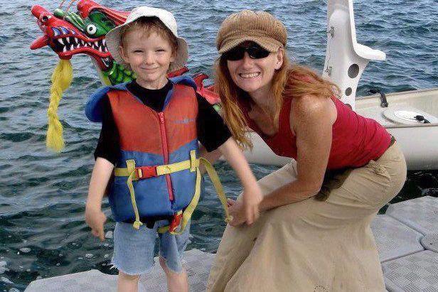 Le petit Ryan, âgé de sept ans, était... (Photo La Presse canadienne)