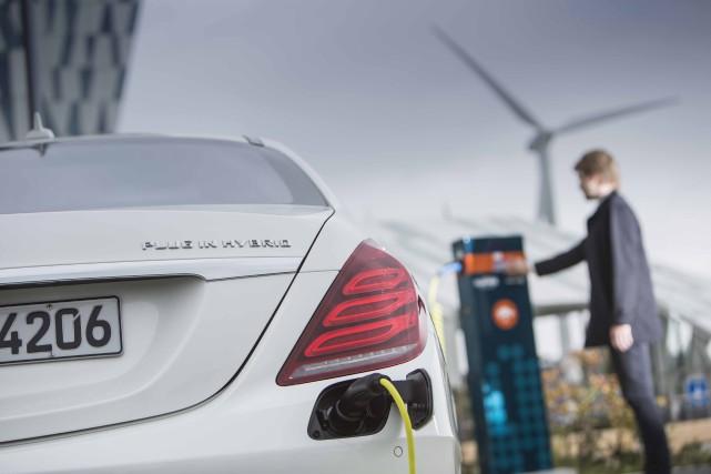 Malgré la croissance des ventes de véhicules électriques,... (La Presse)