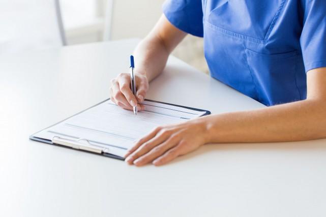 Toutes les infirmières, infirmières auxiliaires, inhalothérapeutes et perfusionnistes... (123RF)