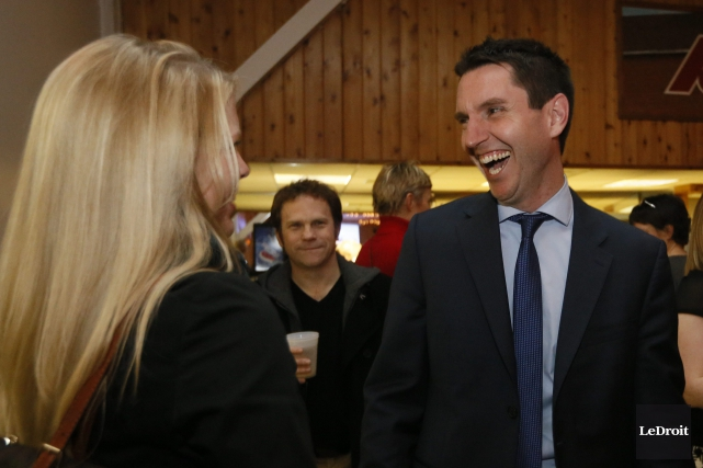 Adjoint du ministre des Finances du Québec Carlos... (Archives Le Droit, Simon Séguin-Bertrand)