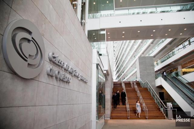La Caisse de dépôt et placement du Québec... (Photo Alain Roberge, Archives La Presse)