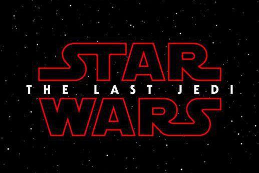 Dans l'image diffusée par Lucasfilm, le mythique logo... (Image fournie par Lucasfilm)
