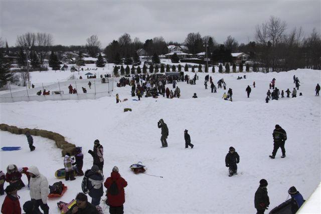 Le Carnaval des Plaisirs d'hiver battra son plein... (fournie)