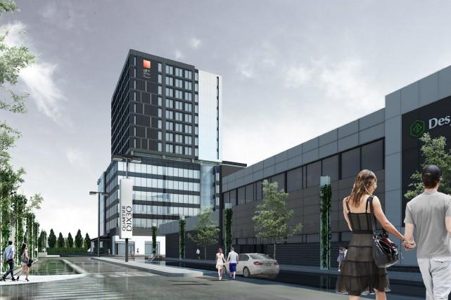 Le Groupe Germain Hôtels a annoncé, mardi, un... (fournie par le Groupe Germain Hôtels)