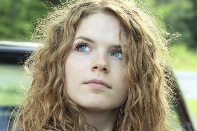 Marie-Onile Rodrigue, cette jeune chanteuse de Lac-Mégantic qui... (Photo tirée de Facebook)