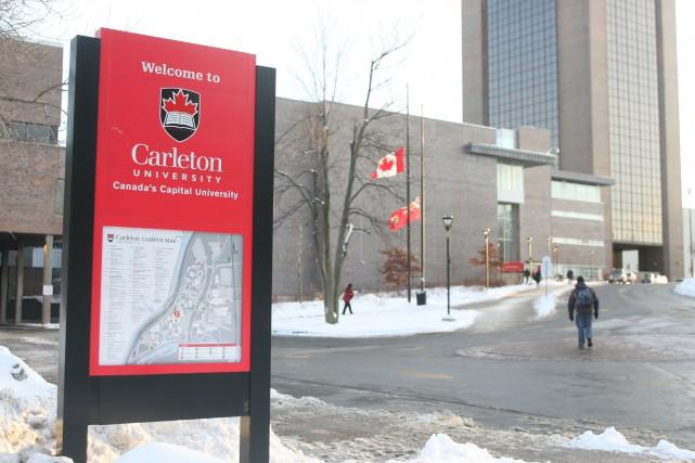 Les étudiants de l'univesité Carleton auront une nouvelle option pour se loger.... (Patrick Woodbury, Archives Le Droit)