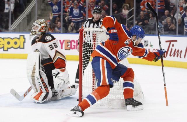 Surnommé le «Gretzky allemand», Leon Draisaitl pourrait bien... (La Presse canadienne, Jason Franson)