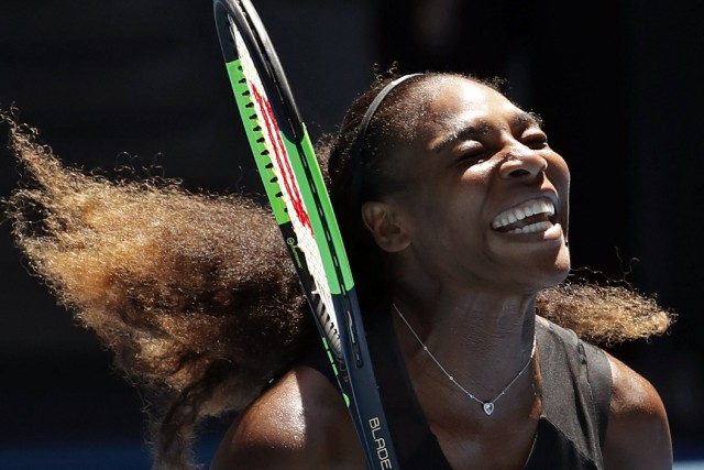 Serena Williams... (Photo Dita Alangkara, AP)