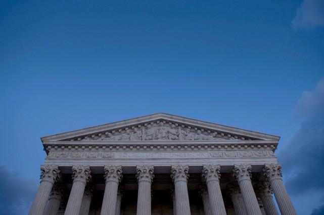 La Cour suprême est appelée aux États-Unis à... (Photo Archives AFP)