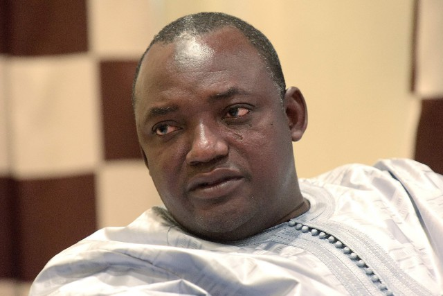 Accueilli au Sénégal depuis le 15 janvier, Adama... (AFP)