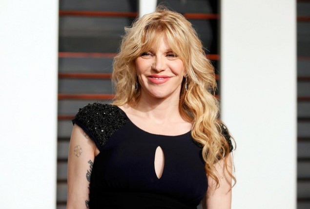 La chanteuse Courtney Love... (Photo Danny Moloshok, archives Reuters)