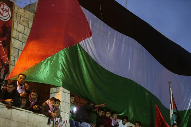 Tout en étant un allié historique d'Israël, les... (Photo JAAFAR ASHTIYEH, Agence France-Presse)