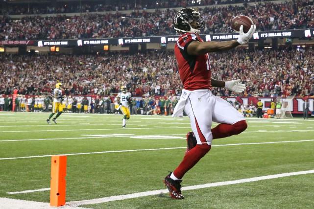 Julio Jones... (Photo Jason Getz, USA Today Sports)