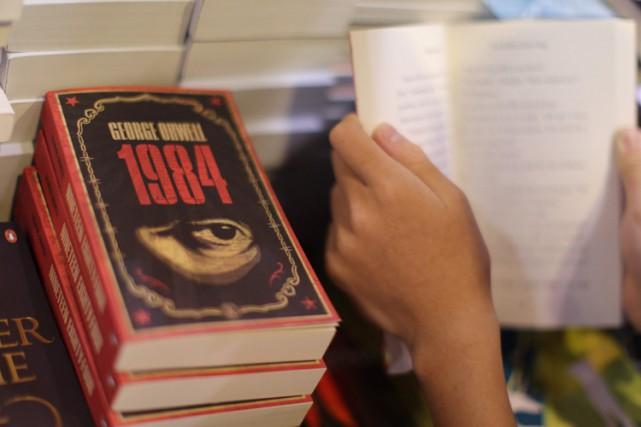 Les ventes de 1984 ont été multipliées par... (ARCHIVES AFP)