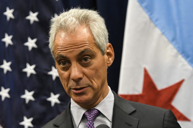 Rahm Emanuel... (PHOTO AP)