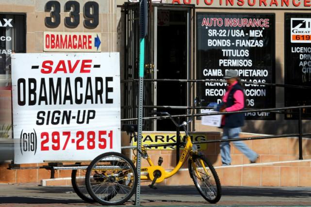 Aucun démocrate déclaré ne s'est dit en faveur... (PHOTO REUTERS)