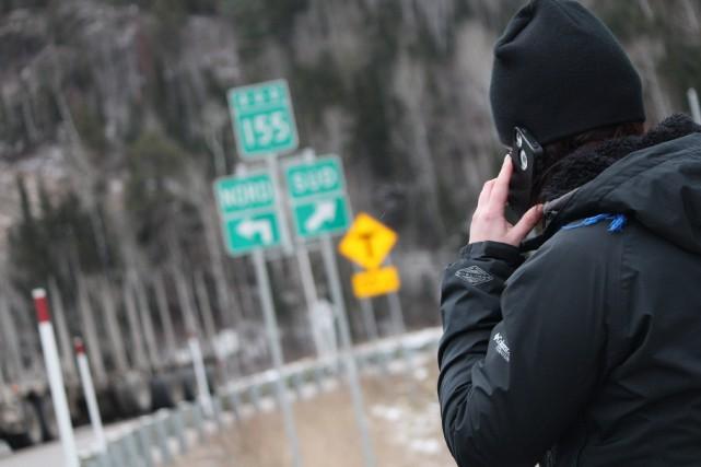Le projet de téléphonie cellulaire concerne l'ensemble de...