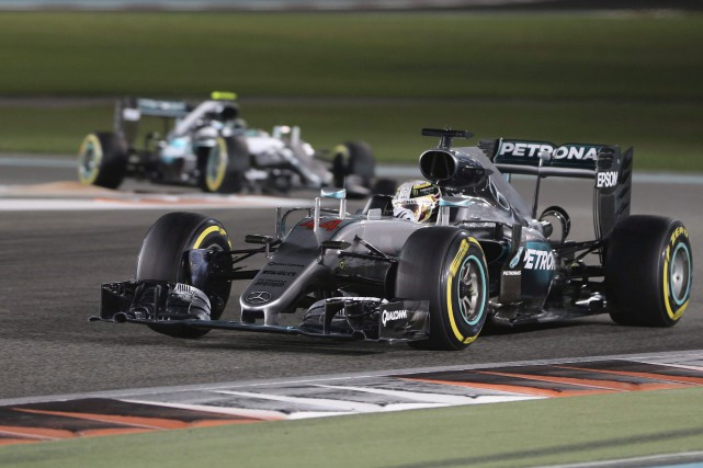 Au cours des trois dernières saisons, la Formule... (AP, Kamran Jebreili)