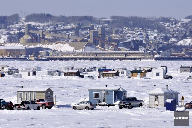 Saguenay a procédé, mercredi, à la mesure des... (Archives Le Quotidien, Rocket Lavoie)