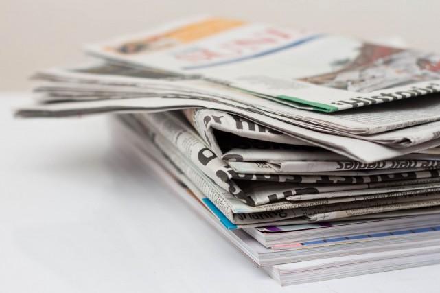 Le secteur des médias au Canada se trouve à la croisée des chemins dans une... (123rf)